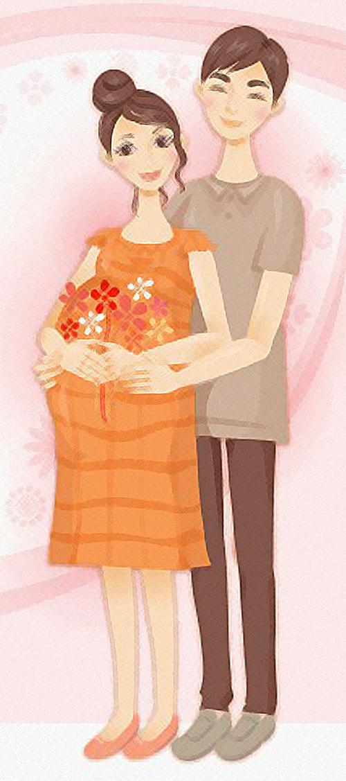 در صورت مشخص شدن کروموزم y در خون مادر جنین پسر و در غیراین صورت دختر است