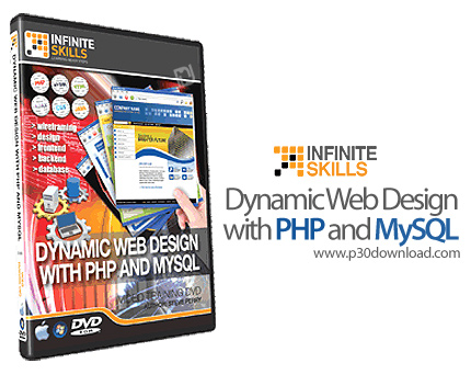 داونلود Infinite Skills Dynamic Web Design with PHP and MySQL