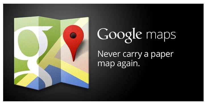داونلود لینک مستقیم ورژن جدید نقشه گوگل google map .apk