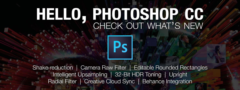 داونلود رایگان فیلم آموزشی جدید Adobe Photoshop CC