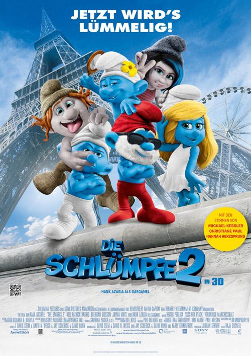 داونلود کارتون جدید اسمرفها Smurfs