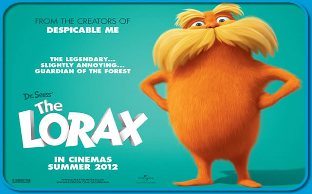 داونلود دوبله فارسی The Lorax 2012