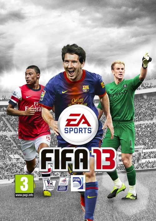 داونلود بازی جدید FIFA 13 برای PS3 از لینک مستقیم