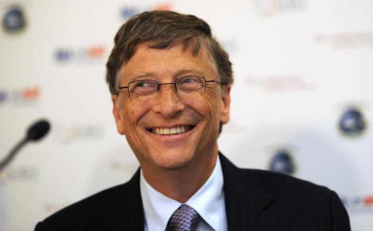 Bill Gates Sells 20 Million More Microsoft Shares