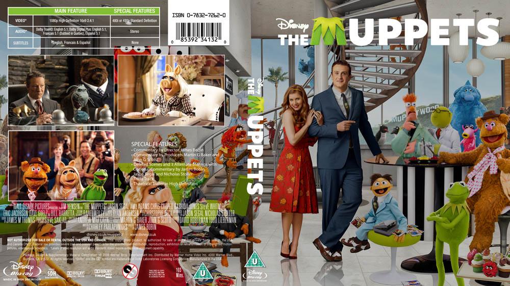 داونلود دوبله فارسی کارتون والت دیزنی The Muppets 2011