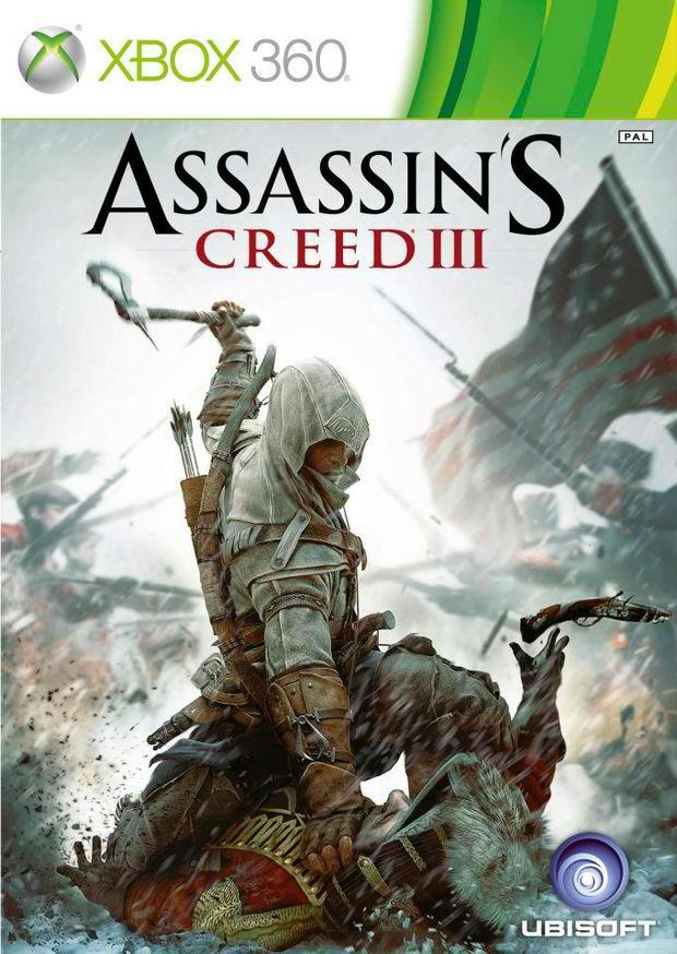 داونلود بازی جدید Assassin's Creed III برای ایکس باکس از لینک مستقیم