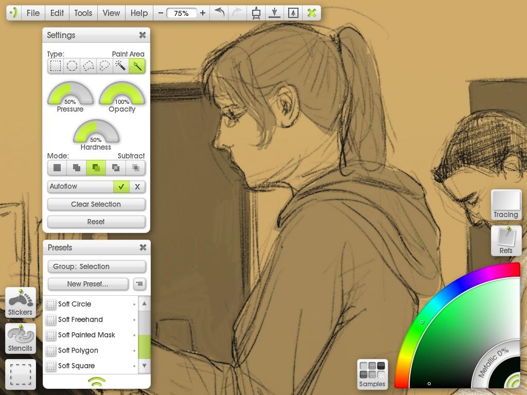 داونلود برنامه طراحی و نقاشی به صورت حرفه ای