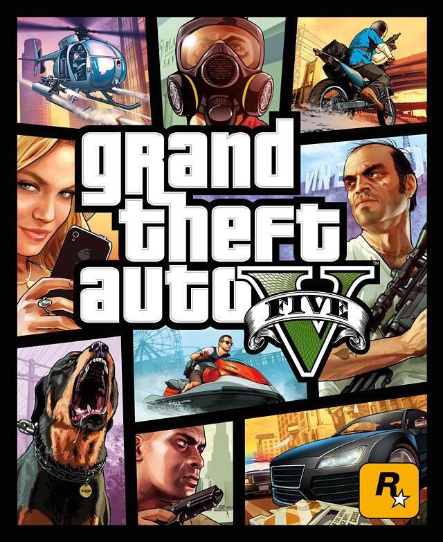 داونلود آخرین ورژن بازی جی تی ای Grand Theft Auto V برای اکس باکس