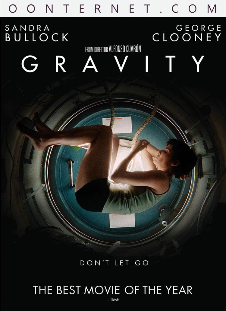 داونلود رایگان دوبله فارسی فیلم Gravity