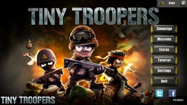 داونلود رایگان بازی استراتژیکی و کم حجم تینی تروپرز Tiny Troopers برای ویندوز از لینک مستقیم