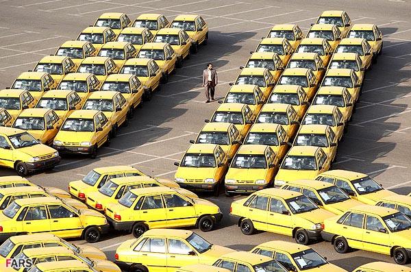 نرخ کرایه تاکسی شهر تهران سال 92 تلفن شکایات 1888