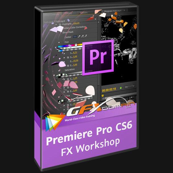 فیلم آموزشی جدید نرم افزار Adobe Premiere Pro CS6
