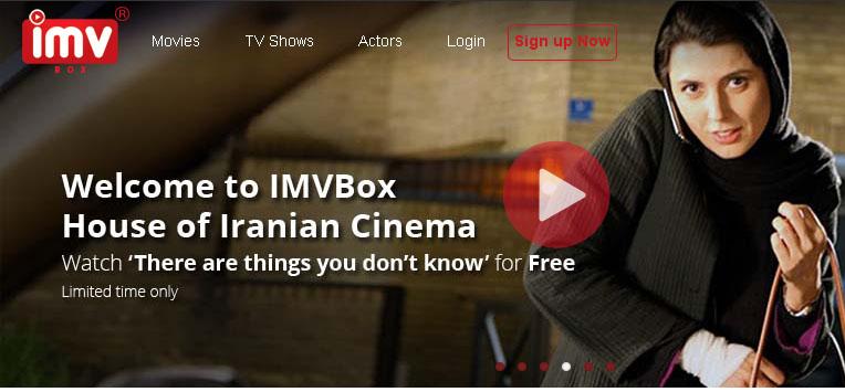سایت داونلود رایگان فیلم ایرانی IMVbox.com