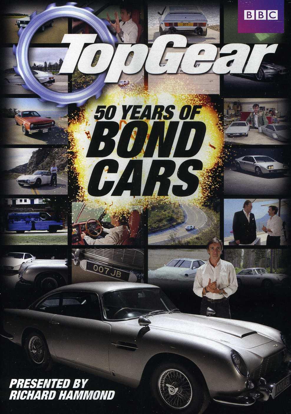 داونلود برنامه ویژه تاپ گیر 50 Years of Bond Cars