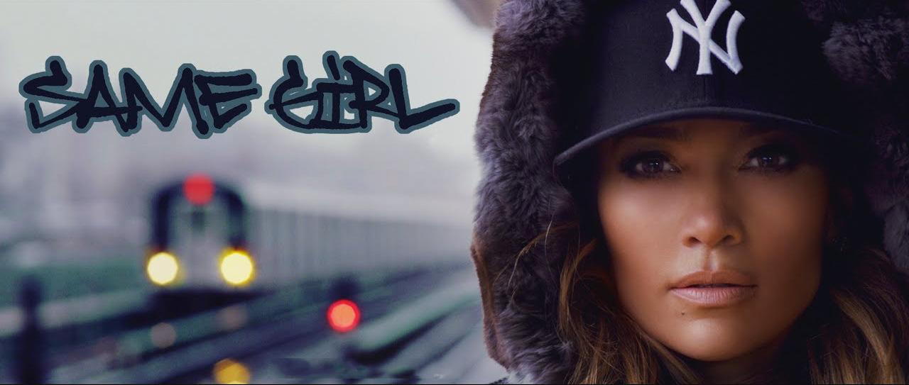 متن ترانه جدید جنیفر لوپز Same Girl