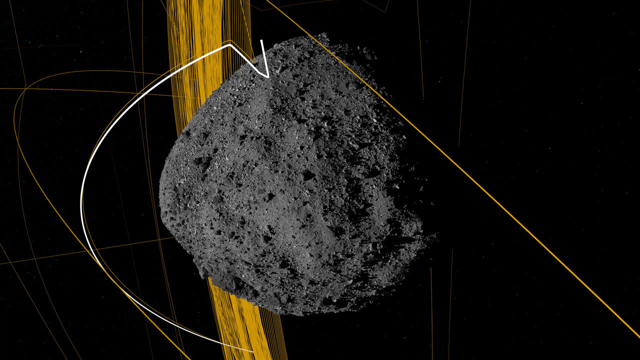 NASA recalculates the odds (low, whew!) of asteroid Bennu striking Earth