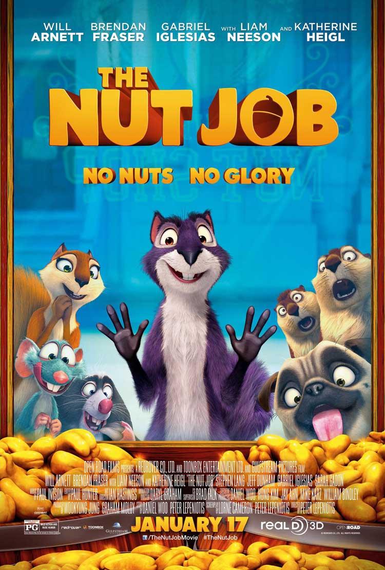 داونلود انیمیشن نات جاب 2014