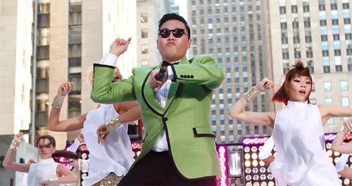متن اصلی و ترجمه انگلیسی اهنگ PSY – Gangnam Style