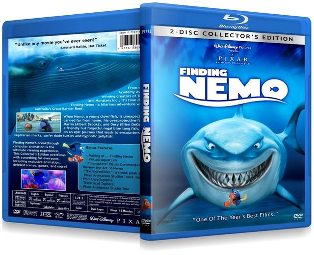داونلود دوبله فارسی کارتون در جستجوی نمو – Finding Nemo 2003