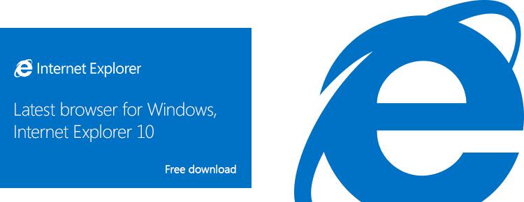 داونلود Internet Explorer 10 برای ویندوز سون