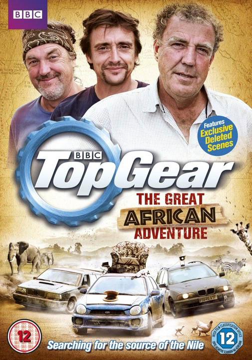 داونلود تاپ گیر جدید The Great Afrkan Adventure 2013