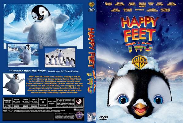 داونلود دوبله فارسی Happy Feet Two 2011 از لینک مستقیم