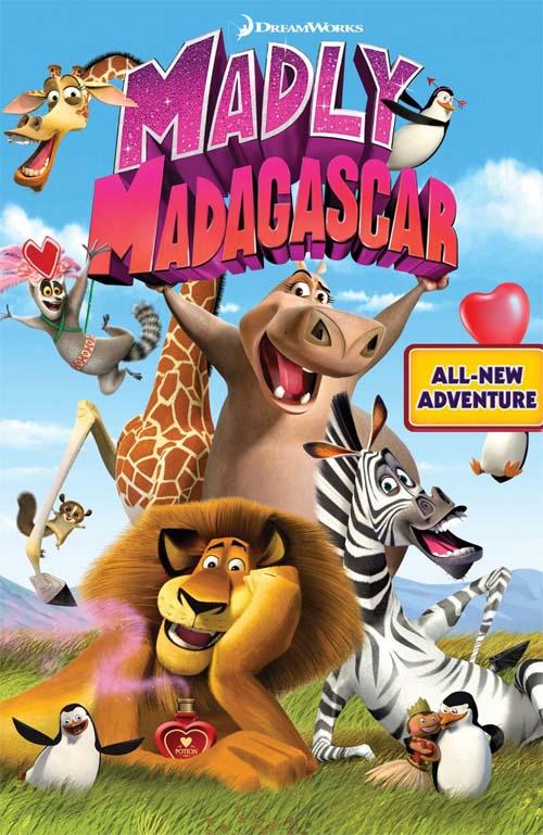 داونلود Madly Madagascar 2013