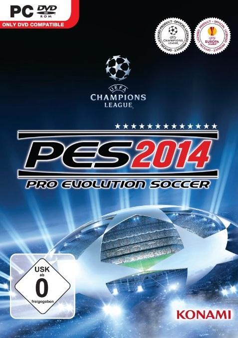 داونلود رایگان بازی فوتبال جدید برای کامپیوتر PES 2014