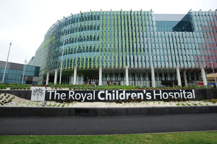 عکس بیمارستان سلطنتی کودکان لندن