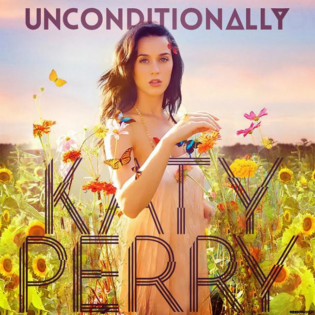 متن آهنگ کتی پری Katy Perry - Unconditionally