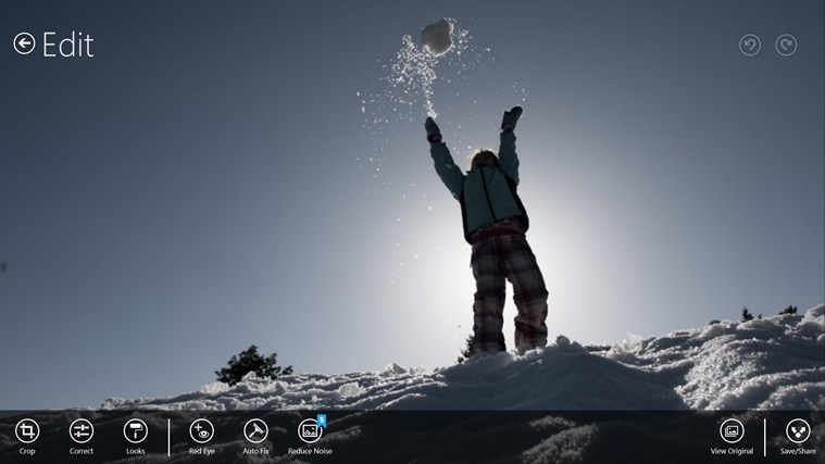 Adobe Photoshop Express for Windows 8 Launched – Free Download