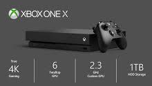 فروش ایکس باکس وان ایکس ۱ ترابایت xbox one x